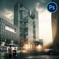 Photoshop dành cho kiến trúc