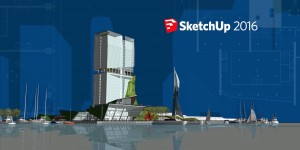 [Download] Phần mềm Sketchup 2016