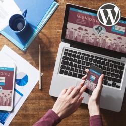 Thiết kế Web bán hàng chuẩn seo với WordPress